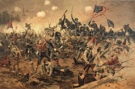 Battle of Spotsylvania Court House, May 8–21, 1864